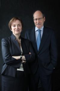 Alexandra Tseitlin & Eduard Glas